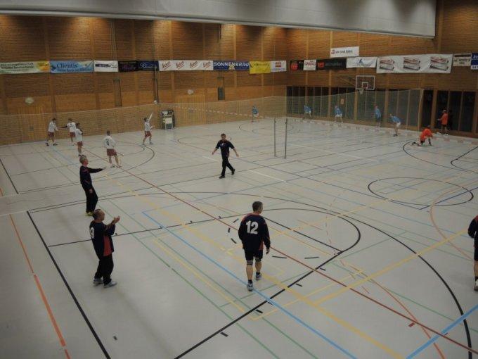 17. Hallen-Faustballturnier vom 27.Oktober 2017