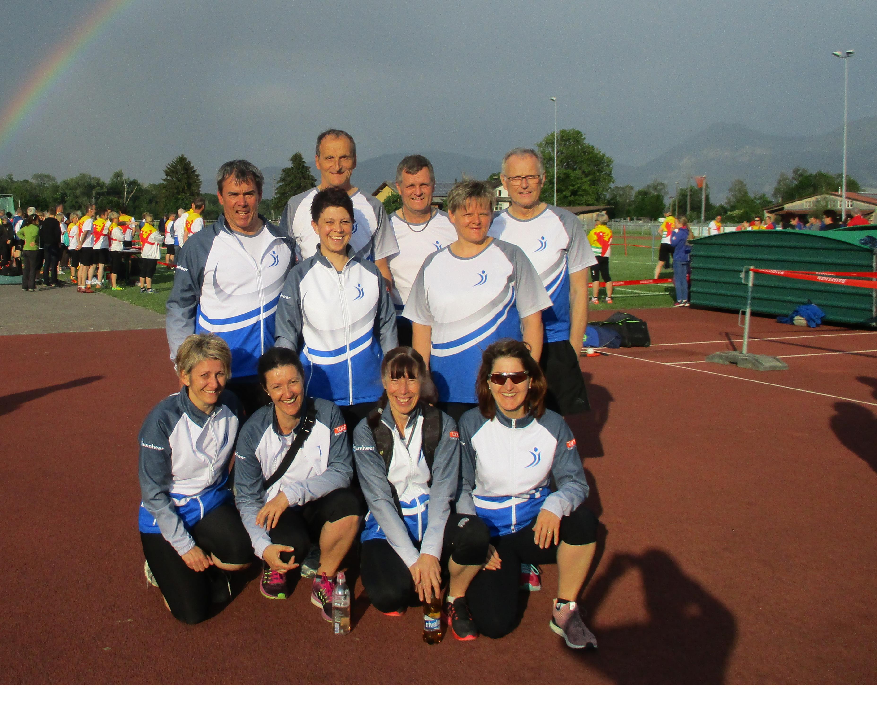 Rheintalische Fit&Fun Meisterschaften in Balgach