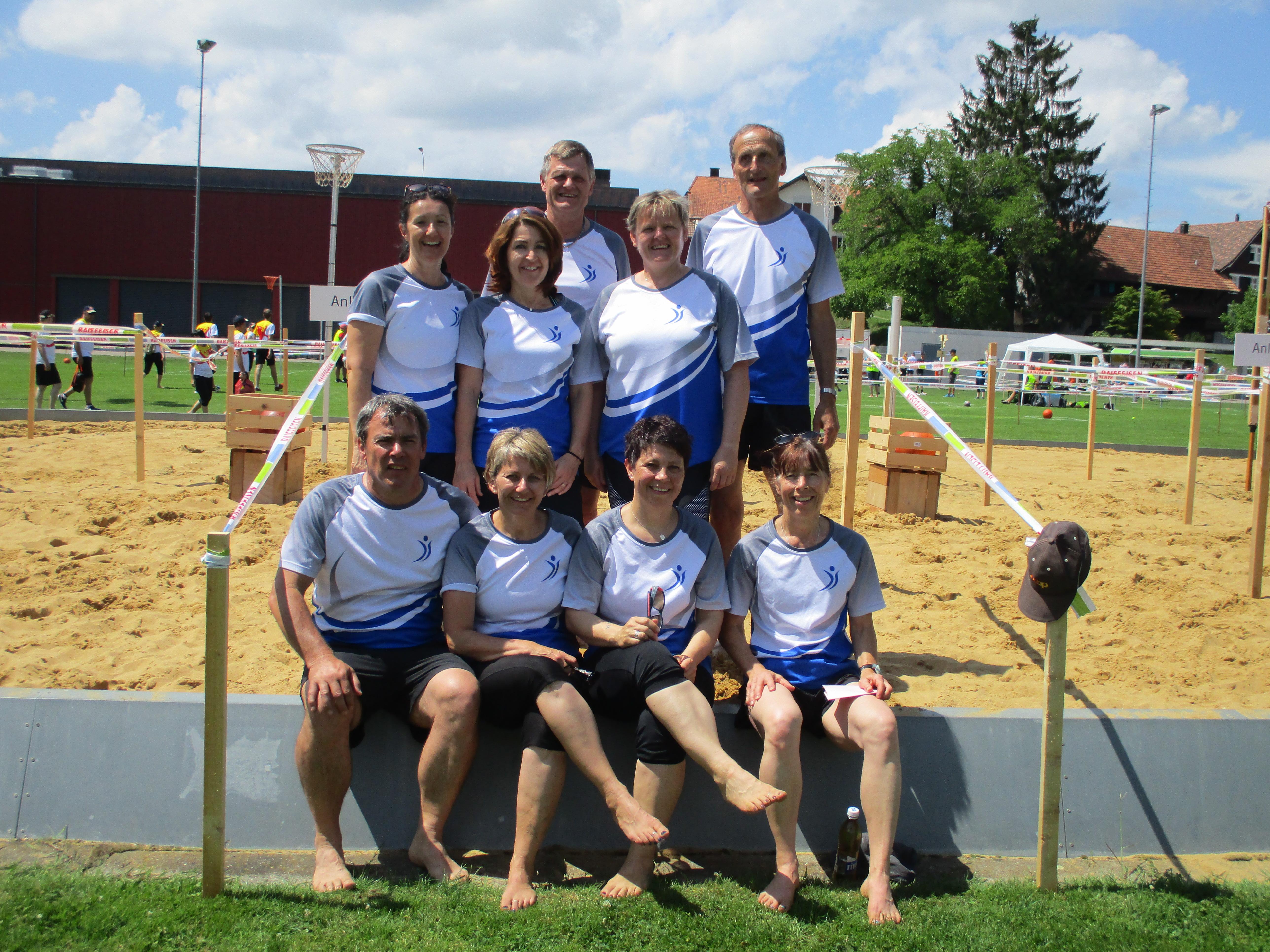 Kantonaler SportFit-Tag in Niederwil