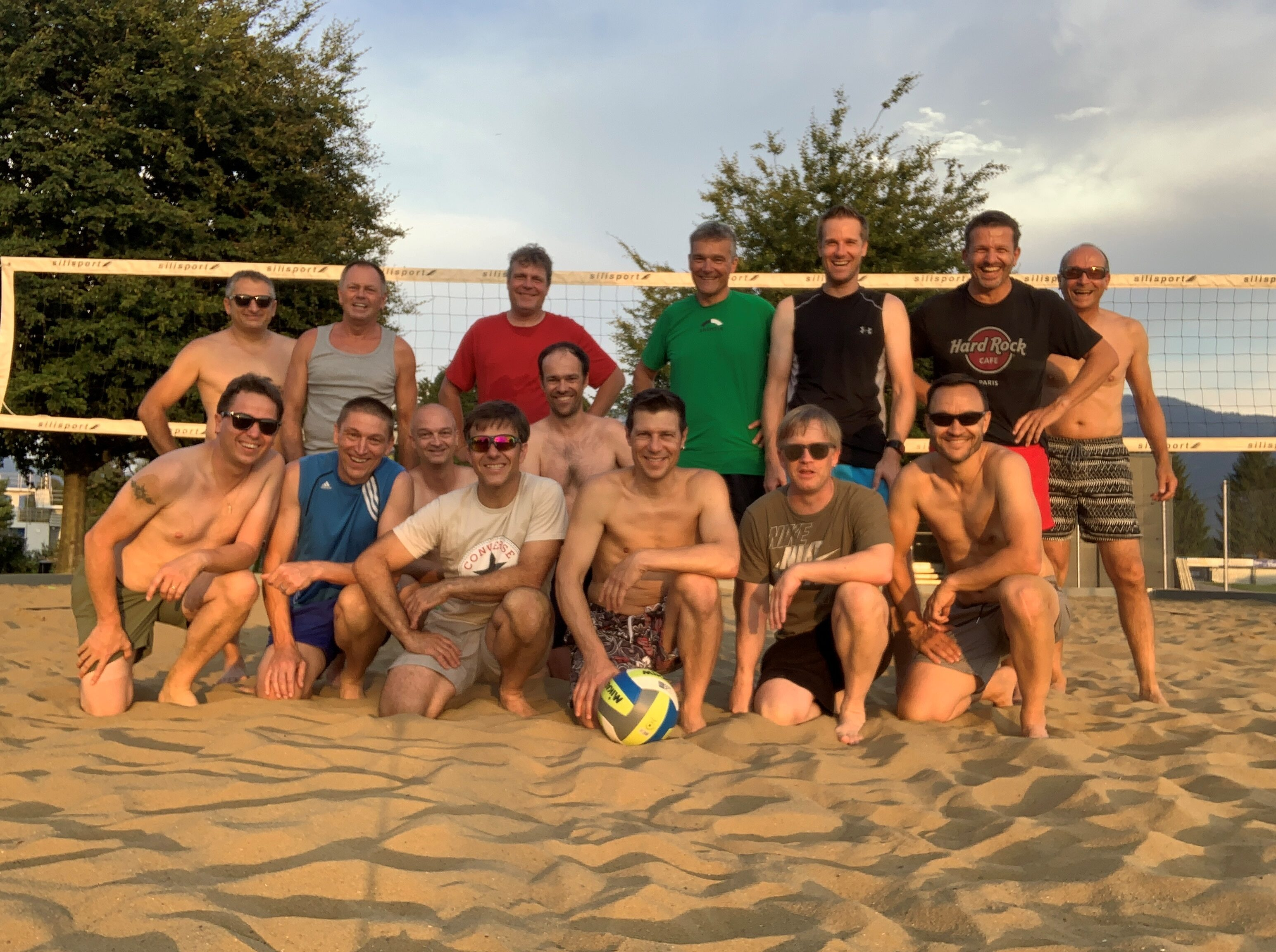 Beachvolleyball 2020
