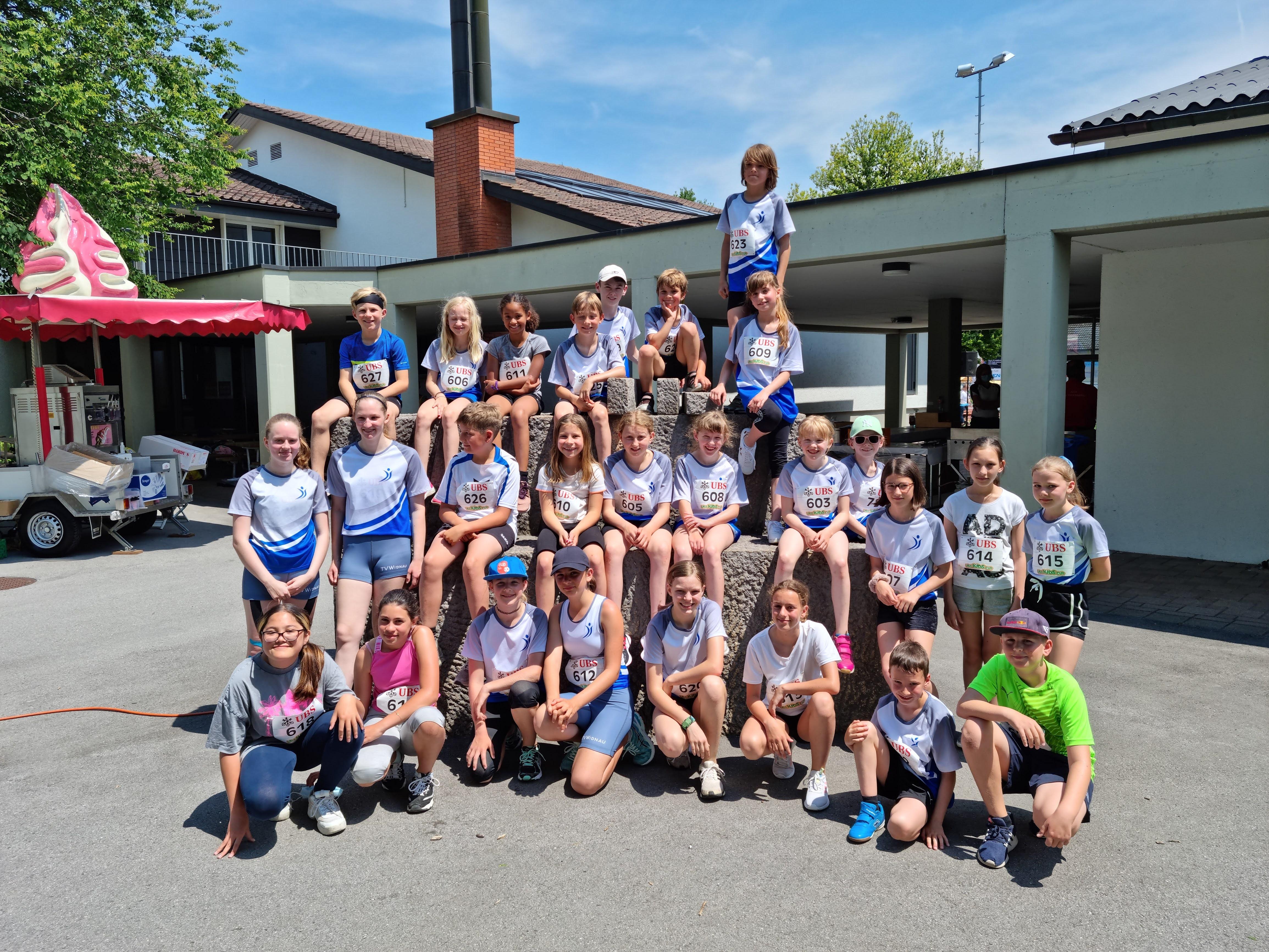 UBS Kids Cup Kriessern